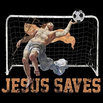 Jesus Saves by LeoZitro