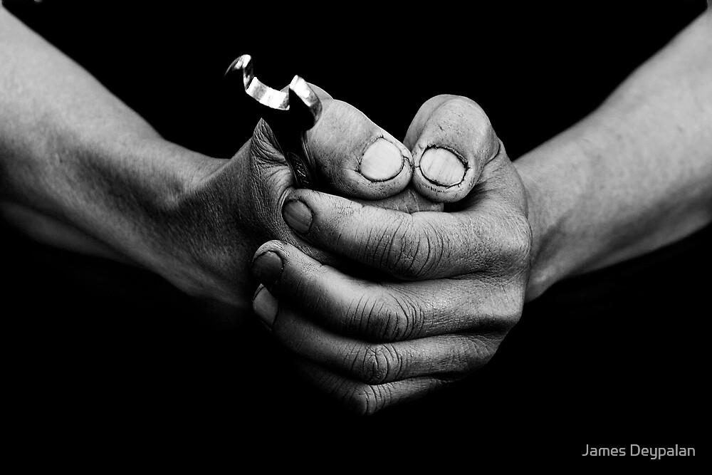 Im a Mechanic 1 by James Deypalan