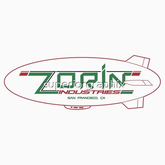 TShirtGifter presents: ZORIN Industries