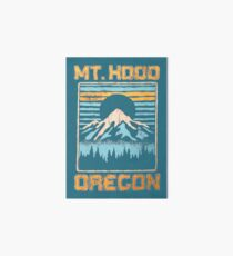 Mt. Hood Art Board