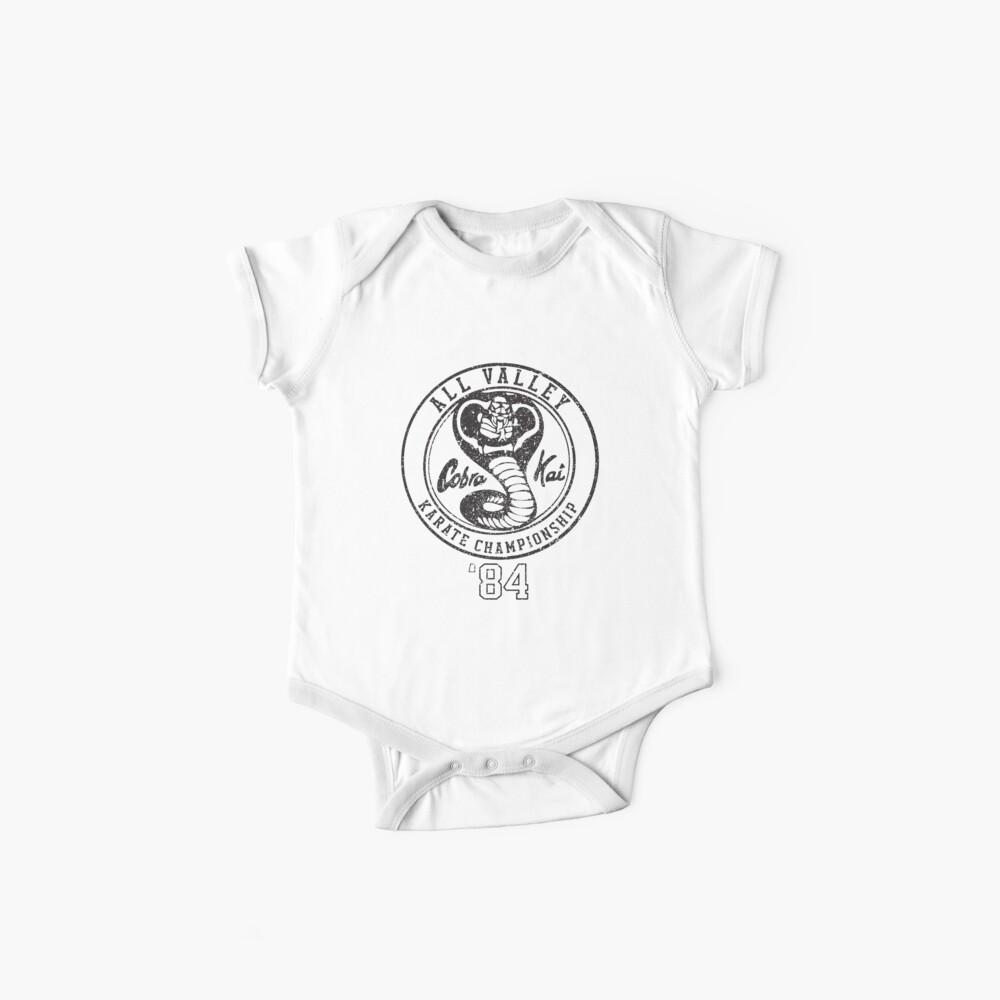 Cobra Kai Baby Bodys