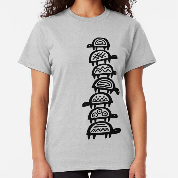 It's turtles all the way down Classic T-Shirt