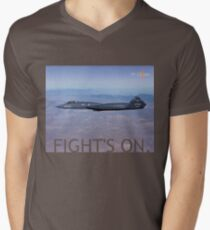 PHOTO101C Men's V-Neck T-Shirt