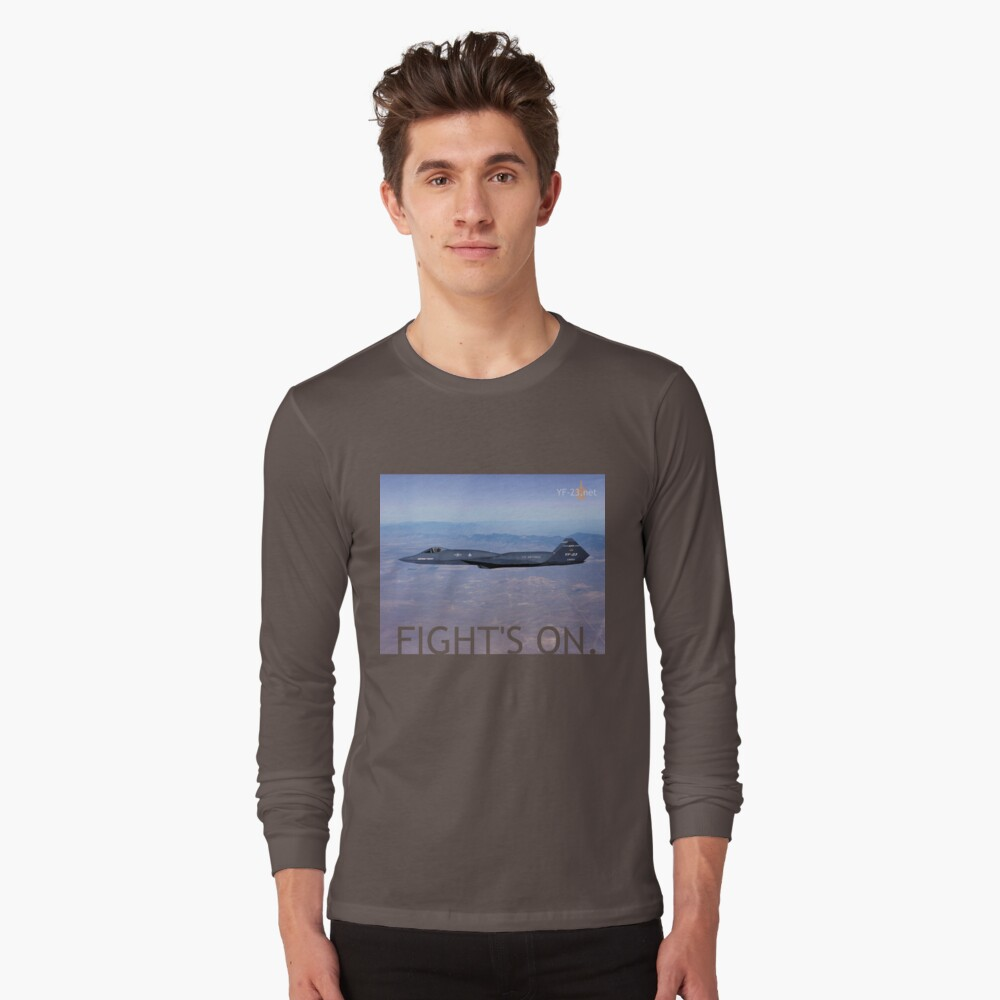 PHOTO101C Long Sleeve T-Shirt Front