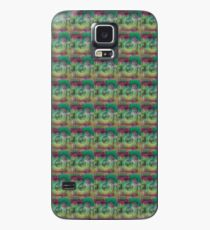 Centered Pattern Case/Skin for Samsung Galaxy
