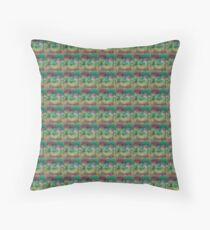 Centered Pattern Throw Pillow