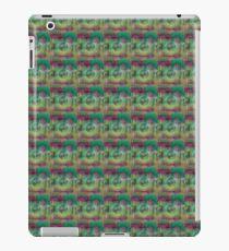Centered Pattern iPad Case/Skin