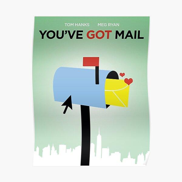 You've Got Mail // Minimalist Art Poster