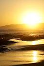 Johanna Beach Sunset XII by Richard Heath