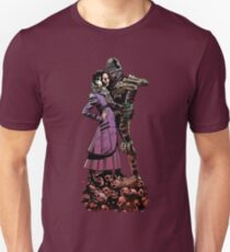 The Master of Death or Death's Mistress Unisex T-Shirt