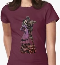 The Master of Death or Death's Mistress Women's Fitted T-Shirt