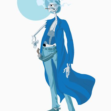 Slim Blue by Severedhand