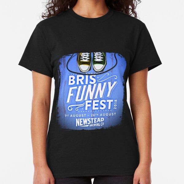 Bris Funny Fest 2018 Classic T-Shirt