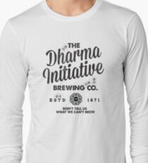 LOST Dharma Initiative Brewing Company Long Sleeve T-Shirt