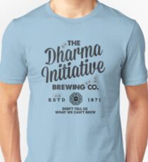 LOST Dharma Initiative Brewing Company T-Shirt
