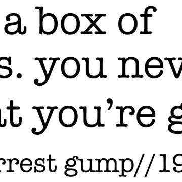 Forrest Gump  by ineffablexx