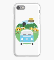 Dharma Barracks iPhone Case/Skin