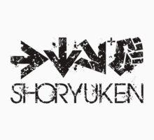 Shoryuken Command Black