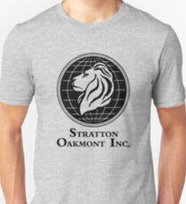 The Wolf of Wall Street Stratton Oakmont Inc. Scorsese Slim Fit T-Shirt