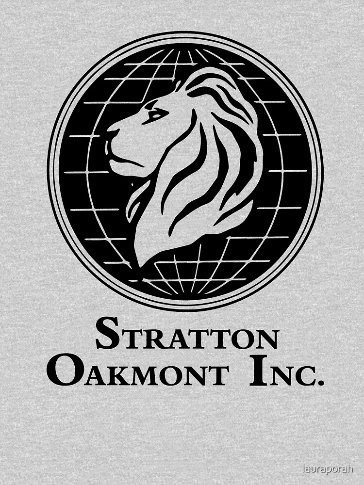 TShirtGifter presents: The Wolf of Wall Street Stratton Oakmont Inc. Scorsese | Unisex T-Shirt
