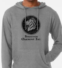 The Wolf of Wall Street Stratton Oakmont Inc. Scorsese Lightweight Hoodie
