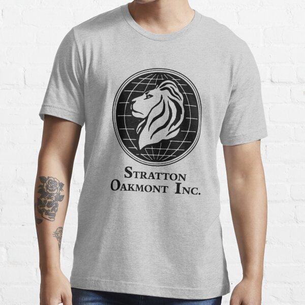Le loup de Wall Street Stratton Oakmont Inc. Scorsese T-shirt essentiel