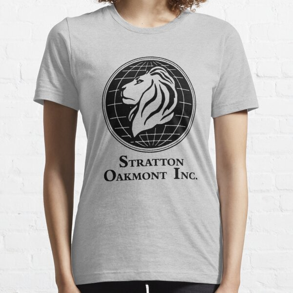 The Wolf of Wall Street Stratton Oakmont Inc. Scorsese Essential T-Shirt