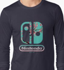 Nintendo Switch Long Sleeve T-Shirt