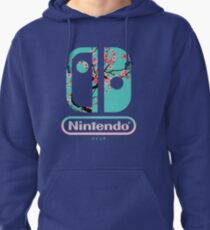 Nintendo Switch Pullover Hoodie
