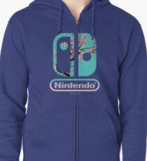Nintendo Switch Zipped Hoodie