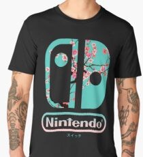 Nintendo Switch Men's Premium T-Shirt