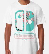Nintendo-Schalter Longshirt
