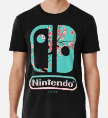 Nintendo-Schalter Premium T-Shirt