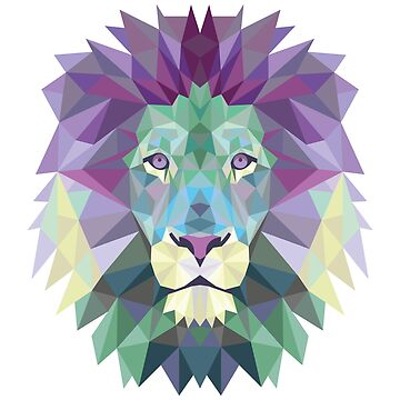 Polygon lion by PCollection