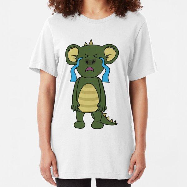 Monstapals Crocodile Tears Slim Fit T-Shirt