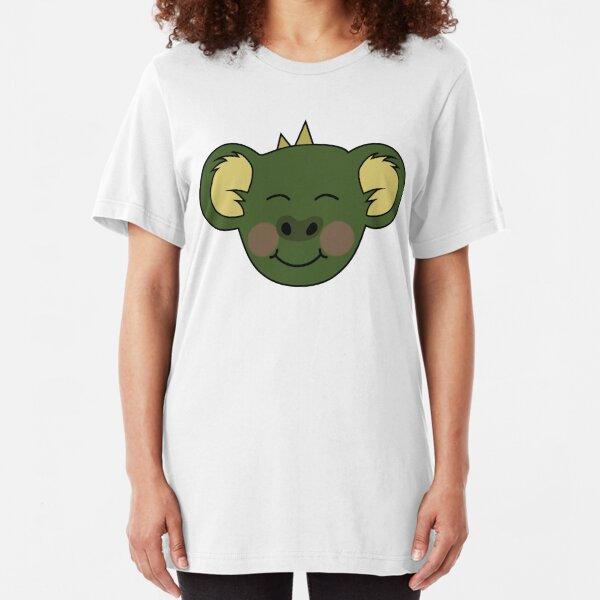 Monstapals Blush Slim Fit T-Shirt