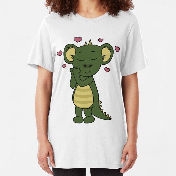 Monstapals Love Ya Slim Fit T-Shirt