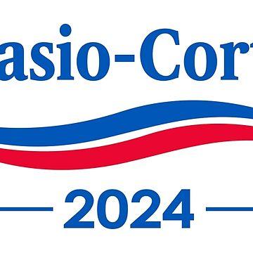 OCASIO-CORTEZ 2024 by boxsmash