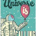 The Universe is calling by All-Streets