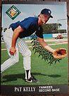 422 - Pat Kelly by Foob's Baseball Cards