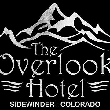 the overlook hotel  by Phiiller