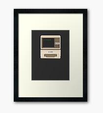 Dharma Initiative Swan Station Framed Print