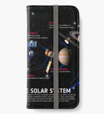 ESA's fleet in the Solar System ⛔ HQ quality iPhone Wallet/Case/Skin