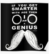 I am a Genius Poster