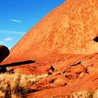 Intimate Uluru #2 by Lexa Harpell