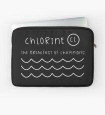 Schwimmen Schwimmer Chlor Laptoptasche