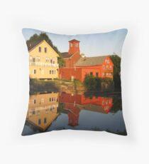 Exeter River Throw Pillow