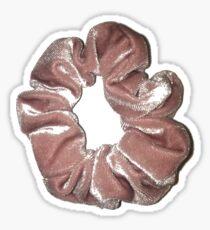 scrunchie Sticker