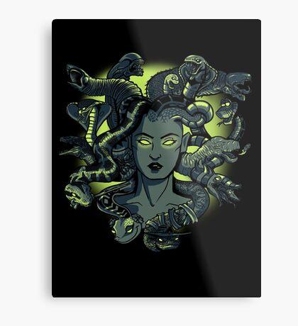 Famous Hairdo Metal Print