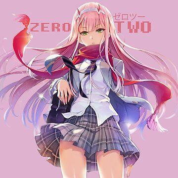 Zero two by LexyLady